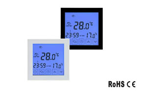 BD4001 Touchscreen Thermostats