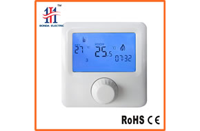 BD06WE Manul Thermostats